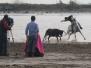 Diego Ventura entrenando en el Río Guadalquivir